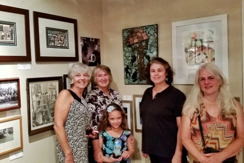 MSOP members - Patricia, Veronica, April and Susan