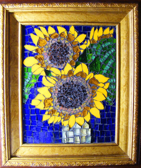 Sunflowers at the Farmer's Market_1